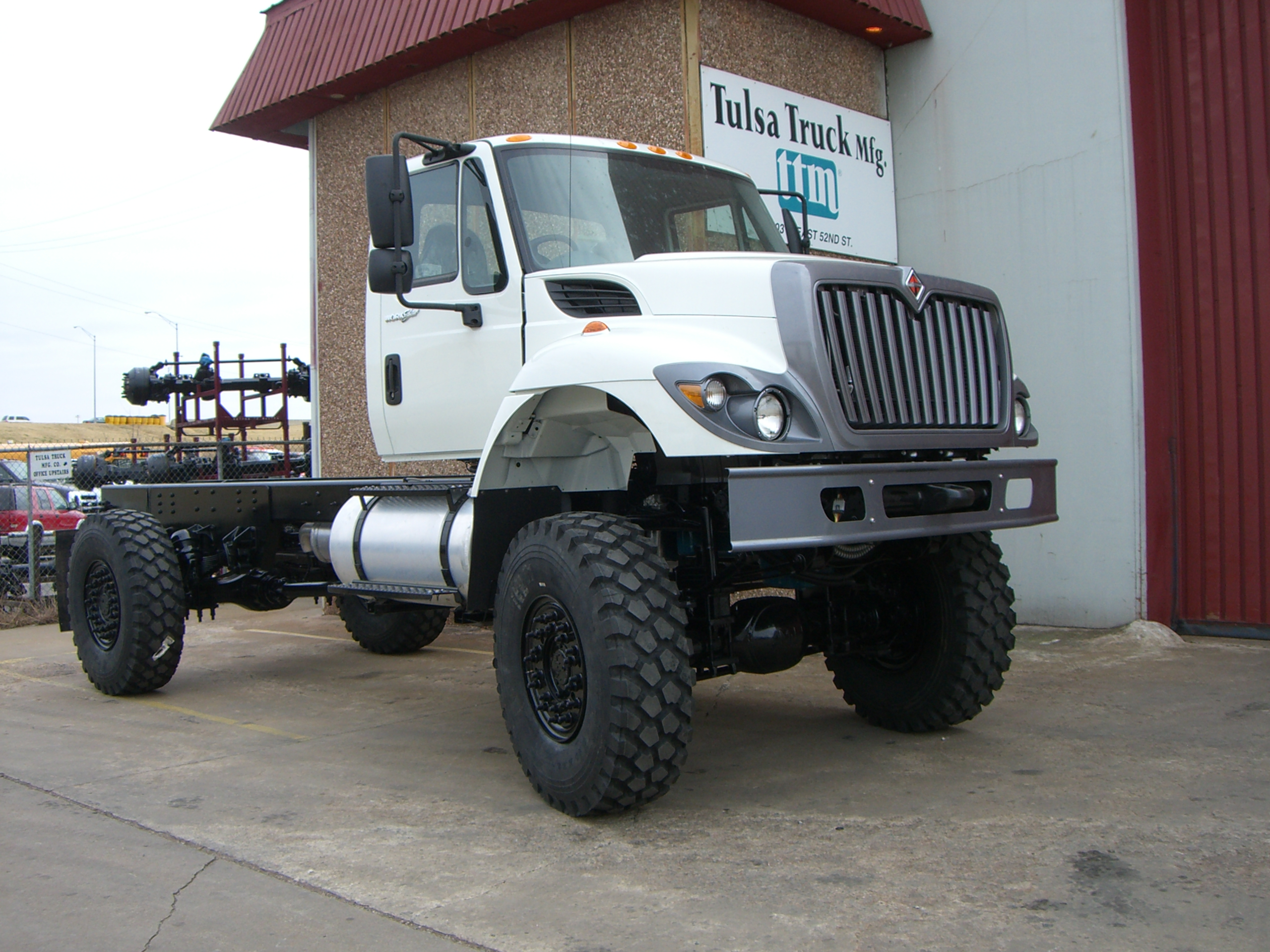 Tulsa Truck Manufacturing